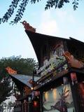 Festival culinario de Serpong en Tangerang imagen de archivo