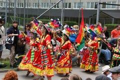 Festival cultural anual em Hammarkullen, Gothenburg, Suécia Foto de Stock