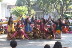 Festival cultural de los niños Fotografía de archivo