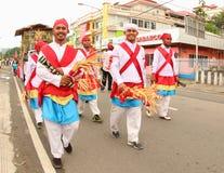 Festival culturale Manokwari 2017 Fotografia Stock