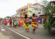 Festival culturale 2017, Papuasia ad ovest Fotografia Stock