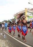 Festival culturale 2017, Papuasia ad ovest Immagini Stock