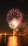 Festival d'achats de Dubaï Photographie stock libre de droits