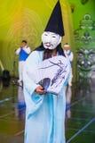 Festival 2018 d'Andong Maskdance photo libre de droits