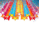 Festival d'étoile Images stock