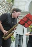 Festival d'Udin et de jazz Photographie stock libre de droits