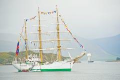 Festival d'Ullapool des bateaux grands. Image stock