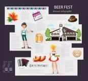 Festival da cerveja Imagem de Stock Royalty Free