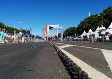 Festival da cidade de Riga Fotografia de Stock