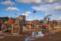 Festival da construção do degradado Imagens de Stock Royalty Free