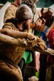 Festival da cultura medieval Foto de Stock