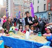 Festival da família de Tribeca Fotografia de Stock