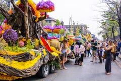 Festival da flor Fotografia de Stock