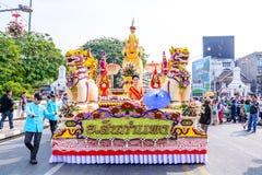 Festival da flor Fotografia de Stock Royalty Free