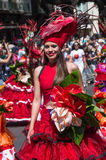 Festival 2013 da flor de Madeira Imagens de Stock Royalty Free
