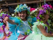 Festival 2013 da flor de Madeira Fotografia de Stock Royalty Free