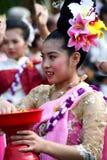 Festival da flor de Tailândia Chiang Mai Fotos de Stock