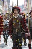 Festival da Idade Média Imagens de Stock