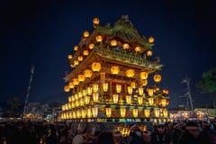 Festival da noite de Chichibu imagem de stock royalty free