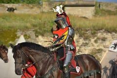 Festival da reconstrução medieval Fotos de Stock