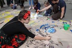 Festival da rua Imagens de Stock Royalty Free