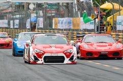 Festival da velocidade de Saen do golpe, Tailândia 2014 Imagem de Stock