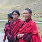 Festival dans Dolpo, Népal Photographie stock