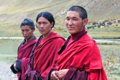 Festival dans Dolpo, Népal Photos stock
