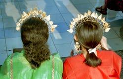 Festival de arte de Indonesia imagenes de archivo