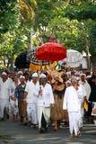 Festival de arte do lote de Tanah Imagem de Stock