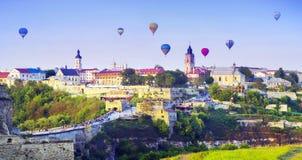 Festival de balões de ar Fotos de Stock Royalty Free
