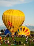 Festival de ballon Photo stock