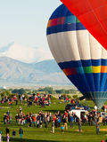 Festival de ballon Images libres de droits