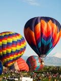 Festival de ballon Photographie stock