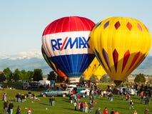 Festival de ballon Image libre de droits