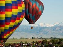 Festival de ballon Photo libre de droits