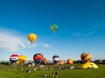 Festival de ballon Image stock