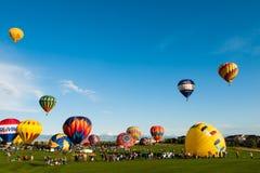 Festival de ballon Photos libres de droits