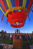 Festival de ballon Photos stock