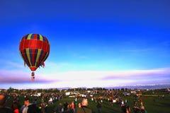 Festival de ballon Photographie stock libre de droits