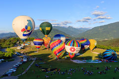 Festival de ballon de Taitung Photo stock