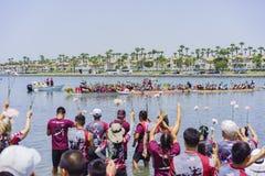 Festival de barco de dragão Fotos de Stock