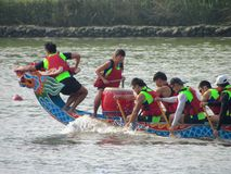 Festival de barco de dragão imagens de stock royalty free