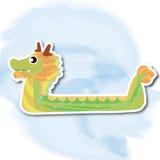 Festival de bateau de dragon Images stock
