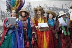 Festival de beaucoup d'octobre Images libres de droits