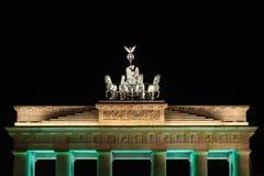 Festival de Berlin des lumières Photographie stock