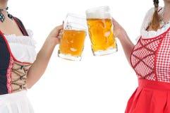 Festival de bière de Munich images libres de droits