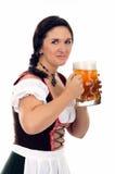 Festival de bière de Munich Photographie stock libre de droits