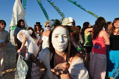 Festival 2009 de Boombamela Fotografía de archivo