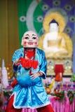 Festival de Bouddha Image libre de droits
